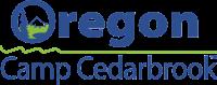Oregon Camp Cedarbrook Logo